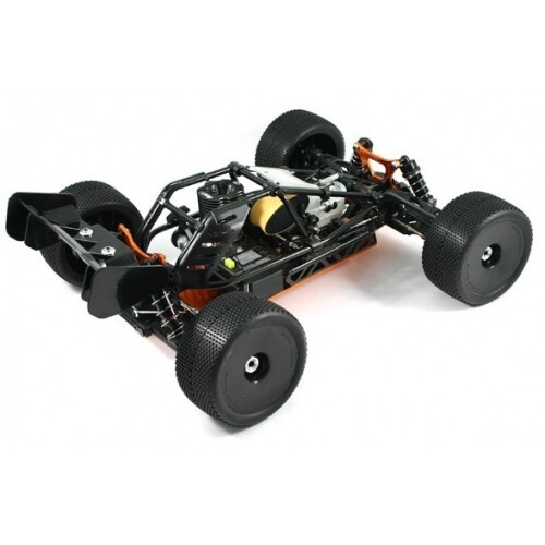 Hyper Cage Nitro Truggy RTR Orange