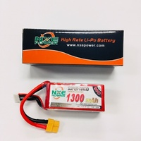 NXE 3s HV 1300 90c DRONE battery XT60