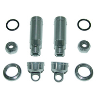 GV 33B450AL FRONT  SHOCK  BODY  SET 3.5MM - ALU