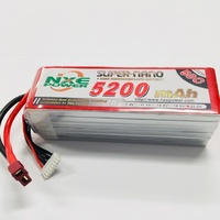 NXE 22.2V 5200mah 50c with Deans plug