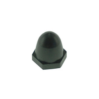 TWISTER QUATTRO BRUSHLESS MOTOR PROP NUT (BLACK)
