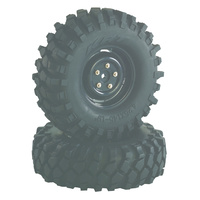 "Absima Wheel Set Crawler""Steelhammer"" 108mm 1:10 (2 St.)"