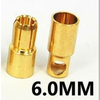 6mm Bullets 2pair