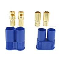EC8 Male to Female Plug Set