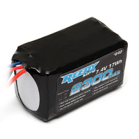 7.4v 2300mah Receiver Lipo Battery