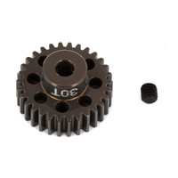 FT Aluminum Pinion Gear, 30T 48P, 1/8 shaft