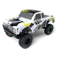Enduro24 Crawler RTR, Sendero Trail Truck, black and yellow