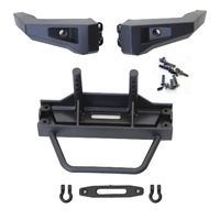 Trailrunner Bumper Set