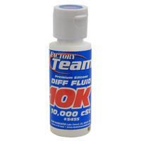 FT Silicone Diff Fluid, 10,000 cSt