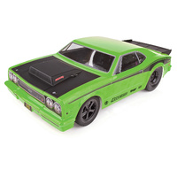 DR10 Drag Race Car RTR, green