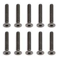 Screws, M3x18 mm FHCS
