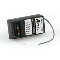ARES AZS1206 6-CHANNEL PARK FLYER RECEIVER: GAMMA 370