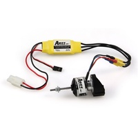 ARES AZS1227 370 BRUSHLESS POWER SYSTEM UPGRADE COMBO (MOUNT. MOTOR. AND ES