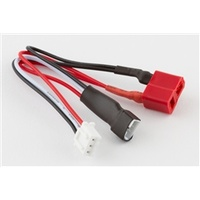 ARES AZS1380 BALANCE CHARGE ADAPTER FOR 2-CELL LIPO WITH 3-PIN CONNECTOR..