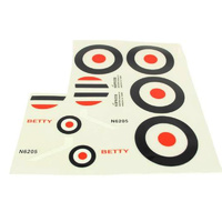 ARES AZS1520 DECAL SET: SOPWITH PUP