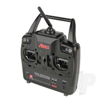 ARES AZSA1708M1 6-CH TRANSMITTER W/ HITEC RED PROTOCOL: ALARA