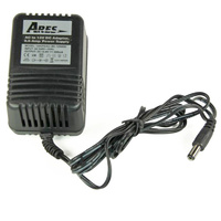 ARES AZSC1305PSAU 1305PS 100-120V AC TO 13V DC ADAPTER. 0.5-AMP POWER SUPPL