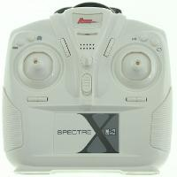 ARES AZSH1608 4-CHANNEL 2.4GHZ QUADCOPTER TRANSMITTER. MODE 2: SPECTRE X