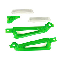 ARES AZSQ1822GR LIGHT COVERS GREEN (3) & WHITE (2PCS): SHADOW 240