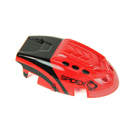 ARES AZSQ19201 CANOPY; RED: SPIDEX 3D