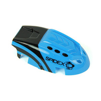 ARES AZSQ19202 CANOPY; BLUE: SPIDEX 3D