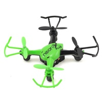 (MODE 1)ARES NEON-X PLUS  MICRO QUAD RTF W/ TRANSMITTER, LIPO & USB CHARGER