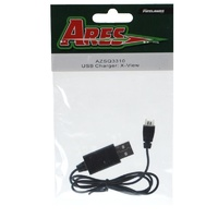 ARES AZSQ3310 USB CHARGER: X-VIEW