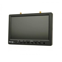 ARES AZSZ1020 7 INCH MONITOR 32CH 5.8GHZ RECEIVER W/ DIVERSITY