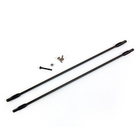 ARES AZSZ2360AL ALUMINUM TAIL BOOM SUPPORT SET: OPTIM 300 CP