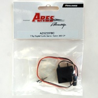 ARES AZSZ2378C 7.5G DIGITAL CYCLIC SERVO: OPTIM 300 CP