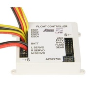 ARES AZSZ2730 FLIGHT CONTROLLER W/ COVER: V-HAWK