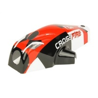 ARES AZSZ2821R REPLACEMENT CANOPY (RED): CROSSFIRE