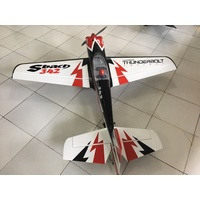 Sbach 30cc gas or EP (2020 Version  improved with carbon wing tube and carbon gear)