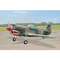 P-40C Tomahawk ARTF w/retracts