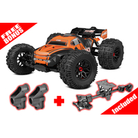 Team Corally - 2021 version  JAMBO XP 6S - 1/8 Monster Truck LWB - RTR - Brushless Power 6S - No Battery - No Charger