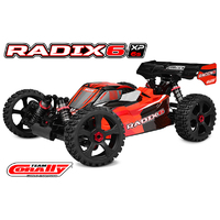 Team Corally - 2021 version RADIX XP 6S - 1/8 Buggy EP - RTR - Brushless Power 6S - No Battery - No Charger
