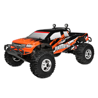 Team Corally - MAMMOTH XP - 1/10 Monster Truck 2WD - RTR - Brushless Power 2-3S - No Battery - No Charger