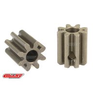 Team Corally - 32 DP Pinion - Short - Hardened Steel - 8 Teeth - Shaft Dia. 3.17mm