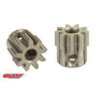 Team Corally - 32 DP Pinion - Short - Hardened Steel - 9 Teeth - Shaft Dia. 3.17mm