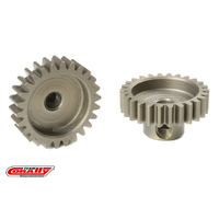Team Corally - M0.6 Pinion - Short - Hardened Steel - 26 Teeth - Shaft Dia. 3.17mm