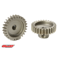 Team Corally - M0.6 Pinion - Short - Hardened Steel - 27 Teeth - Shaft Dia. 3.17mm