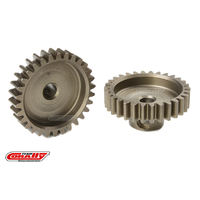 Team Corally - M0.6 Pinion - Short - Hardened Steel - 30 Teeth - Shaft Dia. 3.17mm