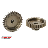 Team Corally - M0.6 Pinion - Short - Hardened Steel - 32 Teeth - Shaft Dia. 3.17mm