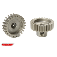 Team Corally - 32 DP Pinion - Short - Hardened Steel - 24 Teeth - Shaft Dia. 5mm
