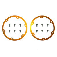 GV C08A02GO WHEEL PLATE GOLD . 2PCS