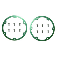 GV C08A02GR WHEEL PLATE GREEN. 2PCS