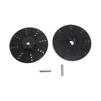 GV C1002BA WASHER HEX (DISC BRAKE TYPE) 5MM (BLACK)