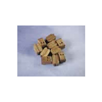 Double Block, 7mm Walnut (10)