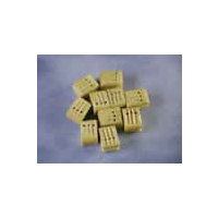 Triple Block, 7mm Natural (10)