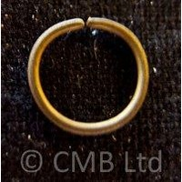 Brass Rigging Rings - Dia 10mm/8mm